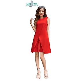 Đầm Công Sở Kate Cotton Thái Xếp Ly️42-52 kg️ MEEJENA - 2865