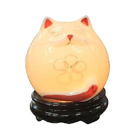 Đèn khuếch tán tinh dầu hình mèo
