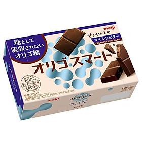Meiji Socola đen ca cao có chứa chất xơ hòa tan FOS 65g