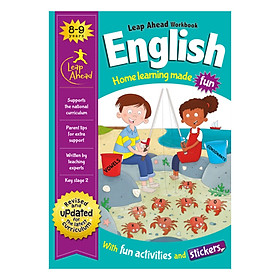 Leap Ahead: 8-9 Years English