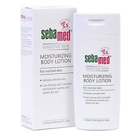 Sữa dưỡng thể toàn thân cho da nhạy pH5.5 Sebamed (200ml)