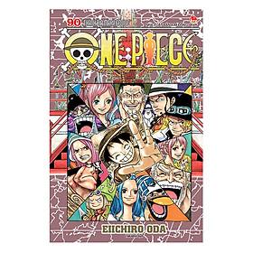 One Piece -Tập 90 (Bản Bìa Rời)