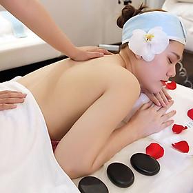 Liệu Trình 60 Phút Massage Thư Giãn Với Vitamin E Và Tinh Dầu Jojoba Tại Ven Ven Massage & Spa