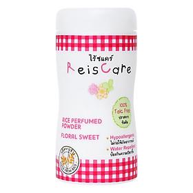 Phấn Rôm Tinh Bột Gạo Hương Hoa Cỏ ReisCare Floral Sweet (50g)