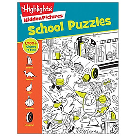 School Puzzles (Hidden Pictures)