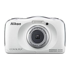 Nikon Coolpix W100 ( Trắng) - Tặng kèm thẻ nhớ SD 16GB, Túi - Hàng chính hãng