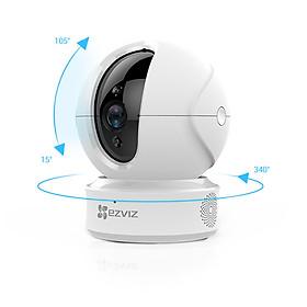 Camera IP - Camera Wifi Trong Nhà EZVIZ C6CN 1080P - Đàm Thoại 2 Chiều - Xoay 360 Độ Theo Chuyển Động - Hàng nhập khẩu
