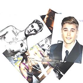 Bộ Poster Justin Bieber