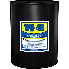 Dầu Bôi Trơn Chống Gỉ Sét WD-40 (4 lít)