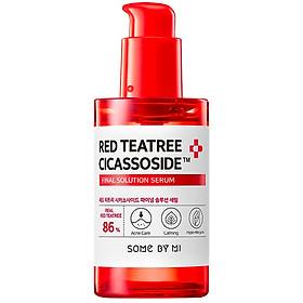 Tinh Chất Some By Mi Red Teatree Cicassoside Derma Solution Serum 50ml