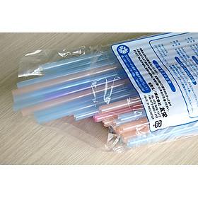 Ống Hút Nhựa 80 Cái Yuei