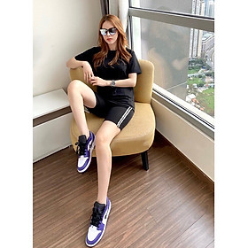 Quần Legging Nữ Form Lửng M.O.N Boutique HS_DEN
