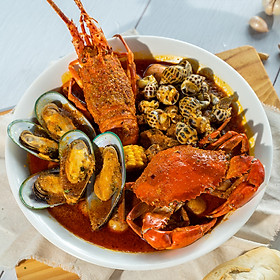 Lobster Bay - Voucher 1 phần COMBO FAMILY