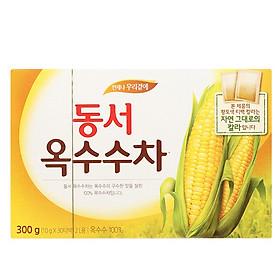 Trà Ngô Túi Lọc Dongsuh Hàn Quốc 300 Gram ( 30  Túi Lọc 10 Gram)