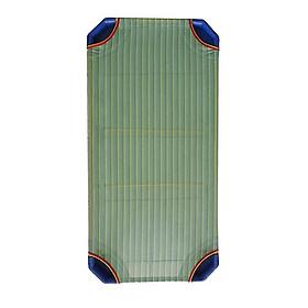 Giường lưới cho bé - Xanh lá (120 x 60 x 10 cm)