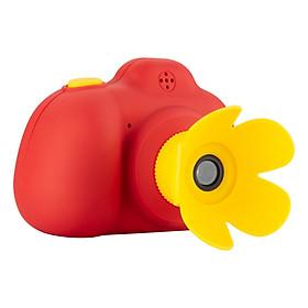 Kids Mini SLR Camera HD Double Lens CMOS Sensor 2.0inch LCD Screen Develop Imagination Child Birthday Gift