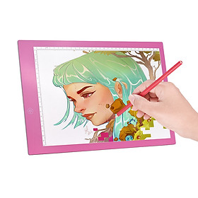 Ultra-thin A4 LED Light Box Writing Painting Tracing Board Copy Pad Panel Drawing Tablet Sketch Boards Art Artcraft