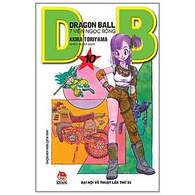 Dragon Ball - 7 Viên Ngọc Rồng Tập 10: Đại Hội Võ Thuật Lần Thứ 22 (Tái Bản 2019)