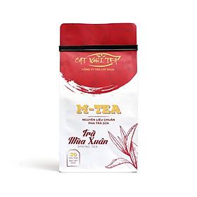 Trà Mùa Xuân – Nguyên liệu pha trà sữa và trà trái cây
