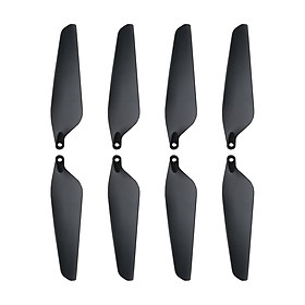 4PCS Drone Propellers for MJX B12 EIS RC Drone RC Quacopter Foldable Blades Aircraft Propellers Drone Accessories