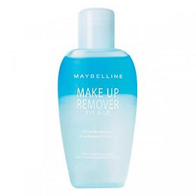 Nước Tẩy Trang Mắt Và Môi MAYBELLINE Make Up Remover 40ml