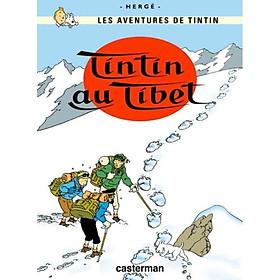 Truyện tranh tiếng Pháp: Tintin - T20 - Tintin Au Tibet