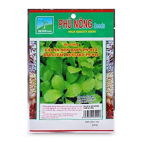 Hạt giống Cải ăn non Baby PN-912 Phú Nông - (20g/Gói)