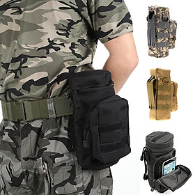 The Kettle Package Survival Bottle Bag Tactical Utility Tool Pouch Waist Bag