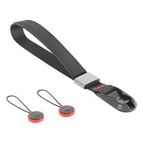 Dây đeo tay Peak Design Cuff Camera Wrist Strap (Charcoal) - Hàng Chính Hãng