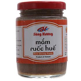 Mắm Ruốc Huế Sông Hương Foods Hũ 430g
