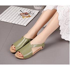 Giày Sandal Nữ Phong Cách Hàn Quốc S121
