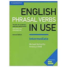 English Phrasal Verbs in Use Intermediate Book with Answers (Vocabulary in Use) 2nd Edition