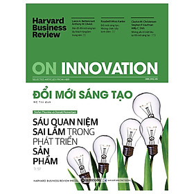 HBR On Innovation - Đổi Mới Sáng Tạo (Quà Tặng TickBook Đặc Biệt)