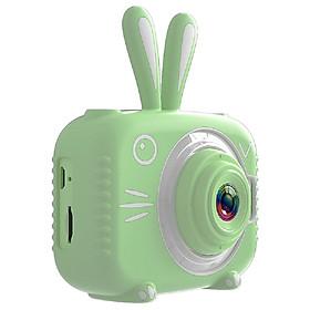 Máy chụp ảnh cho bé siêu rõ nét với cổng sạc USB tích hợp game giải trí và bộ nhớ dung lượng lớn