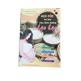 Ngũ Cốc Bầu Lạc Lạc - Cung Cấp Dinh Dưỡng Cho Mẹ Bỉm Sữa