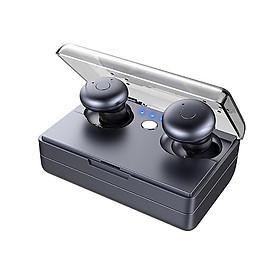 Hình đại diện sản phẩm Tai nghe Bluetooth thể thao chống nước IPx4 hiệu Joyroom Earpuds JM-E20 trang bị bluetooth 4.1, hộp sạc 2200mAh, âm thanh HiFi - Hàng chính hãng