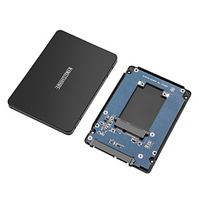 Adapter Kingshare Chuyển Đổi SSD mSATA To 2.5 inch SATA III (Màu Ngẫu Nhiên) - Hàng Nhập Khẩu