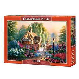 Xếp hình puzzle Cranfield Gardens 1000 mảnh Castorland C103973