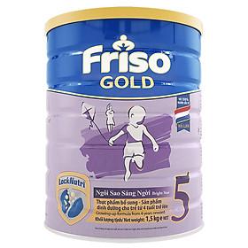 Sữa Bột Friso Gold 5 Dành Cho Bé Từ 4 Tuổi Trở Lên 1500g