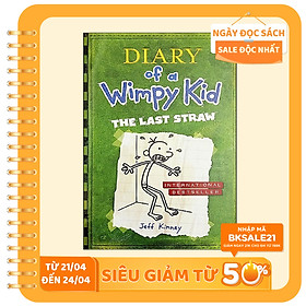 Diary of Wimpy Kid Book 3 : The Last Straw (Paperback)