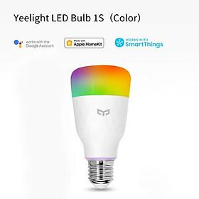 Bóng đèn Led thông minh Xiaomi Yeelight Bulb W3/ 1S Apple Homekit - đui xoắn E27 (RGB 16 triệu màu) - tích hợp Razer Chroma