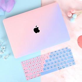 Combo Ốp + Phủ phím dành cho Macbook Air 13 2020/M1, Pro 13 2020/ M1 - Nhựa ABS Cao cấp