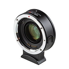 VILTROX EF-Z2 Auto Focus Lens Mount Adapter USB Upgraded with 1/4 inch Screw Hole Tripod Base Compatible with Canon EF