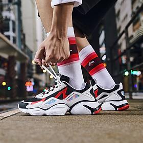 Jordan Men's Shoes Retro Casual Fashion Sports Casual Shoes Daddy Shoes Classic Shoes XM3590310 White / Black 44.5