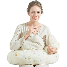Jia Yunbao multi-function breastfeeding pillow feeding pillow breastfeeding baby learning to walk in the woods