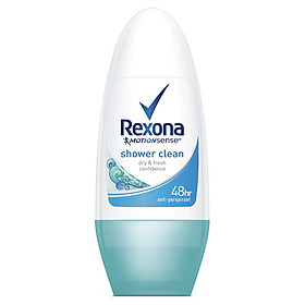 Lăn Khử Mùi Rexona Shower Clean 21066127 (50ml)