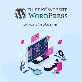 Khóa học thiết kế website WordPress