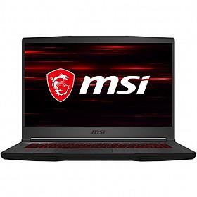 Laptop MSI GF65 Thin 10SDR-623VN (Core i5-10300H/ 8GB DDR4 2666MHz/ 512GB SSD M.2 PCIE/ GTX 1660Ti 6GB GDDR6/ 15.6 FHD IPS, 144Hz/ Win10) - Hàng Chính Hãng