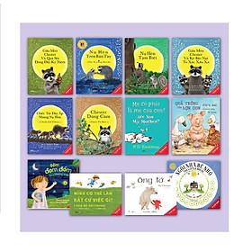 Sách - Combo Picture Book song ngữ cho tâm hồn (3-8 tuổi) (12 cuốn)