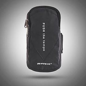 Bao đeo tay điện thoại chạy bộ, thể thao Rimix RM5506